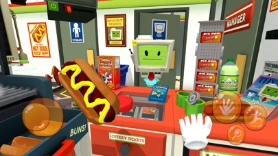 Slush'E'Mart - Job Simulator screenshot 6