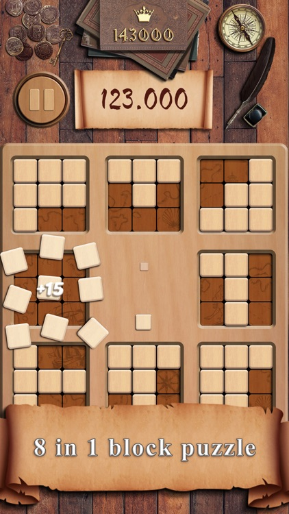 Woody 88: Block Puzzle Games