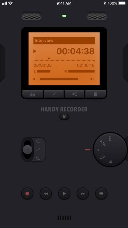 Voice Recorder, Recording App screenshot-5