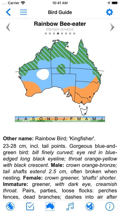 Pizzey and Knight Birds of Aus screenshot-5