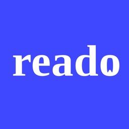 Reado - book library tracker