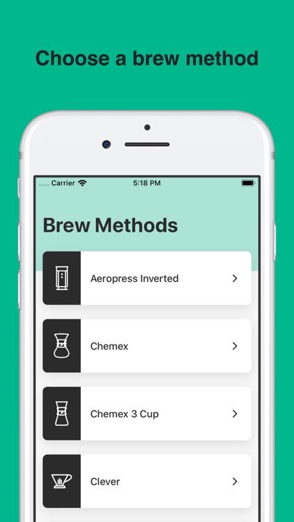 Single Origin 2 - Coffee Timer screenshot-0
