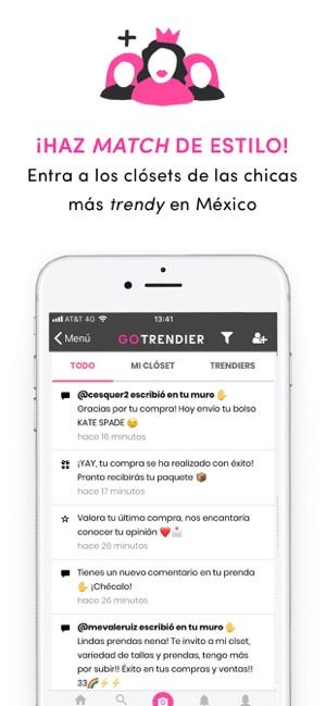 6de63fcad  Trendier - Compra y vende moda en App Store