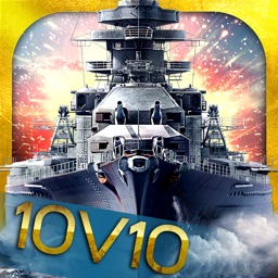 King of Warship: 10v10 Battle
