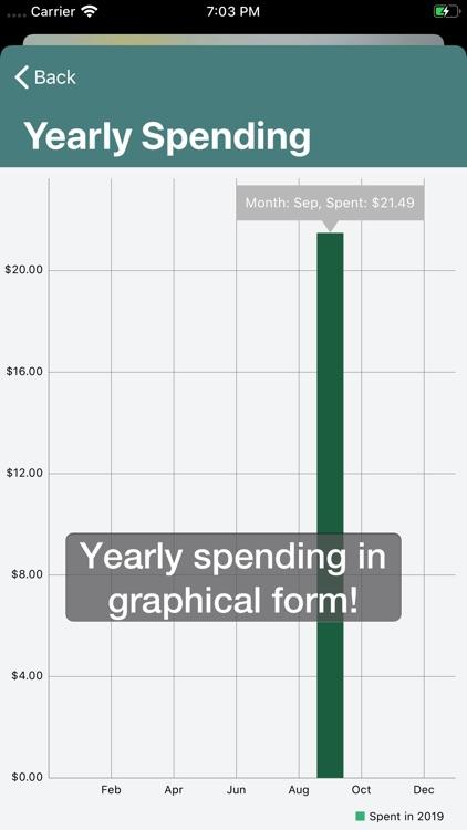 Project Budget screenshot-6