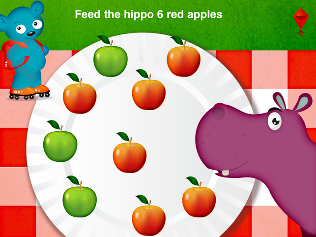 ‎Park Math HD - Duck Duck Moose Screenshot