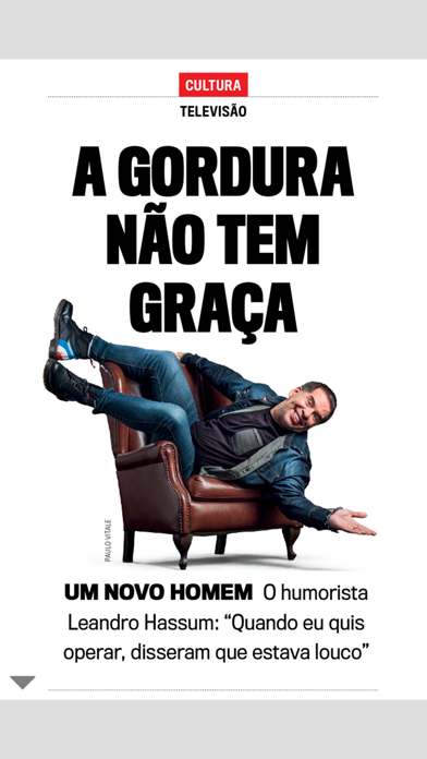 Revista Veja review screenshots
