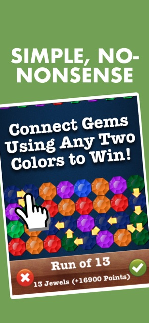 Connect The Colors >> Rainbow Jewels Color Connect On The App Store