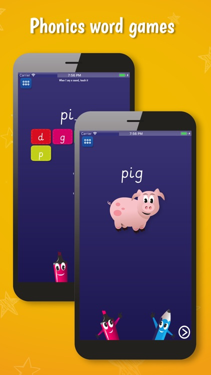 PocketPhonics screenshot-1