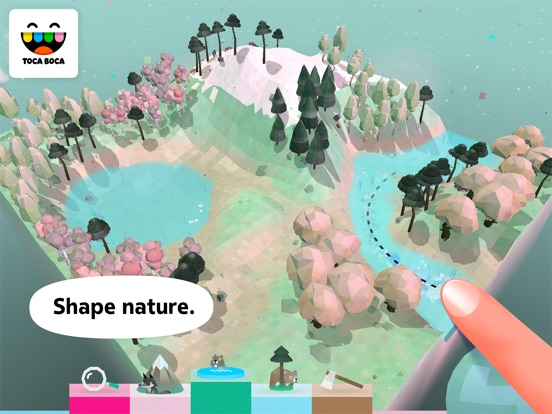 Toca Nature Screenshots