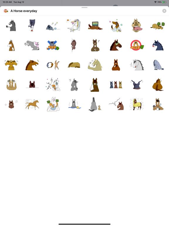 A Horse everyday screenshot 4
