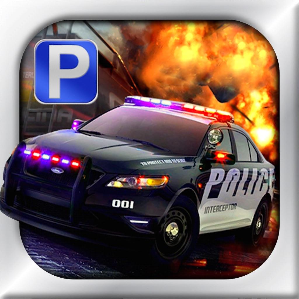 3DPolice Car Parking
