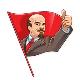 Vladimir Lenin Stickers