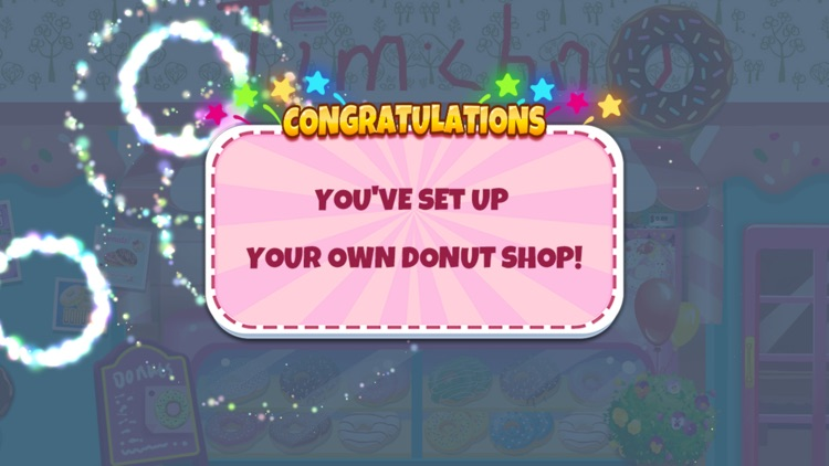Donut Maker-Canival Food Shop screenshot-9