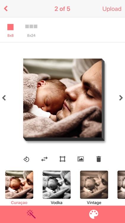 Printage™ Stickable Canvas Art screenshot-4