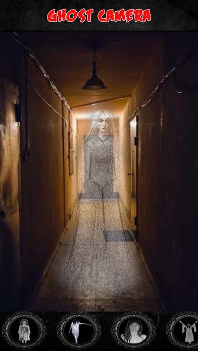 Ghost Caught on Camera Prank screenshot two