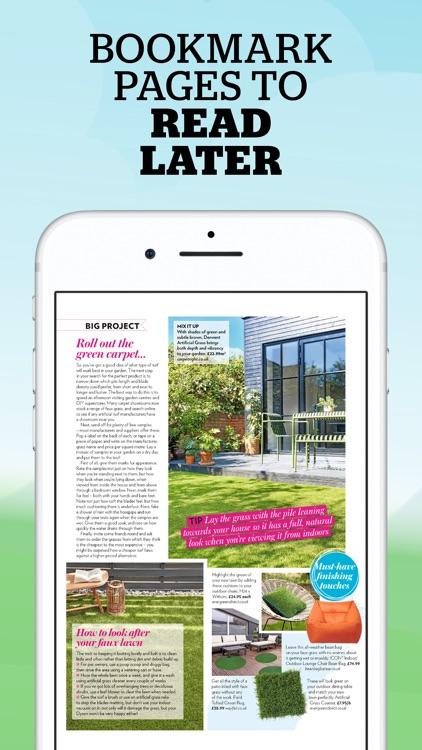 Modern Gardens – Tips & Ideas screenshot-4