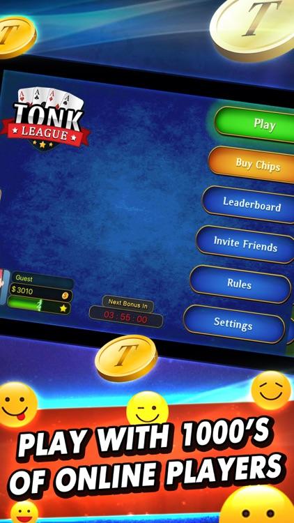 Tonk Online Rummy Card Game screenshot-0