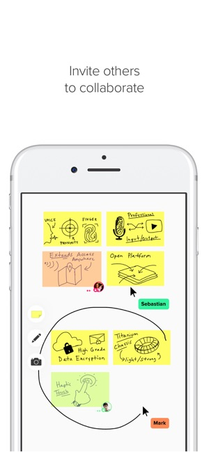 Mural Visual Collaboration On The App Store