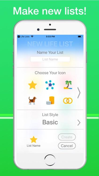 Do.List: To Do List Organizer screenshot-5