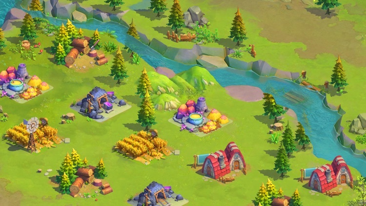 Sky Kingdoms: Dragon War