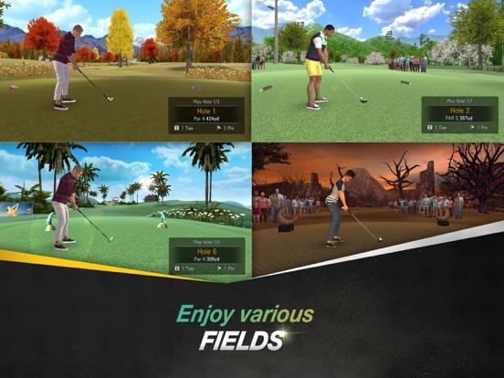 Shotonline Golf:WC screenshot 10