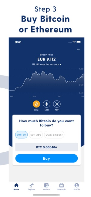 How to open a bitcoin wallet on luno