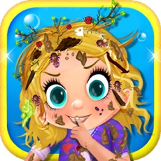 Activities of Dirty Kids Makeover & Dress Up