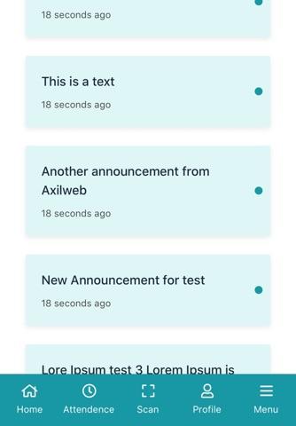 Externship App - náhled