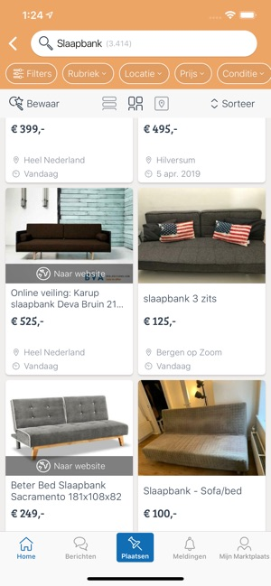 Beter Bed Bedbank.Marktplaats Buy And Sell On The App Store