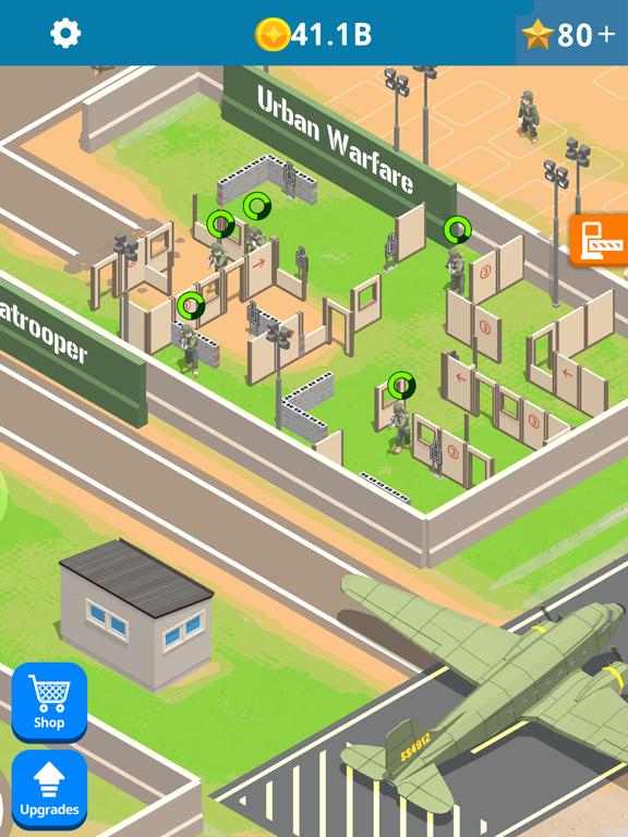 Idle Army Base screenshot 1