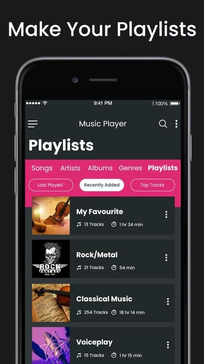 Play Music Go screenshot-3