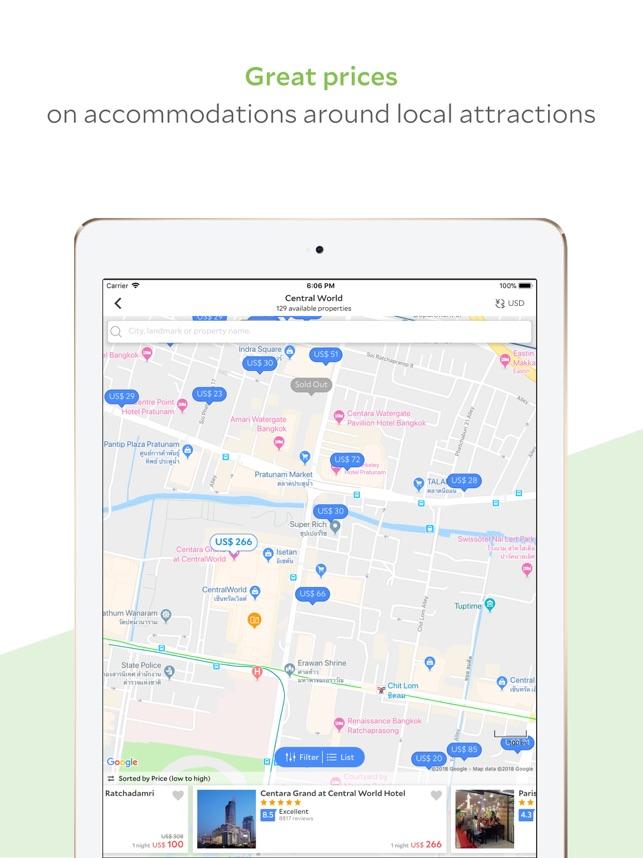 Agoda - Travel Deals on the App Store