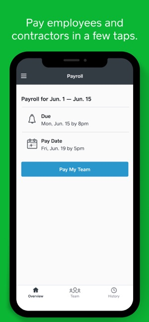Square Payroll on the App Store