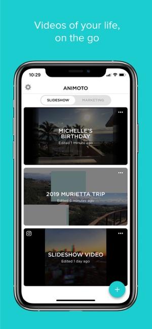 スライドショーアプリ10. Slideshow Creator