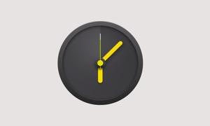 A Clock!