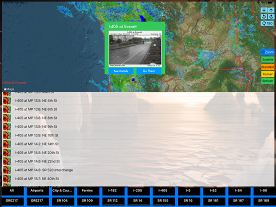 Traffic Camera Washington Pro screenshot 9