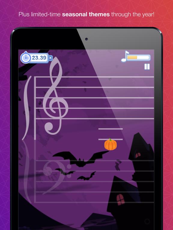 Note Rush: Music Reading Gameのおすすめ画像4