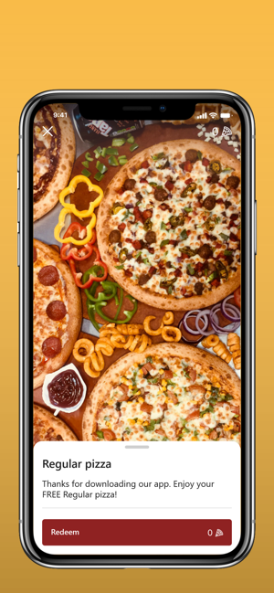 Fat Pizza App On The App Store