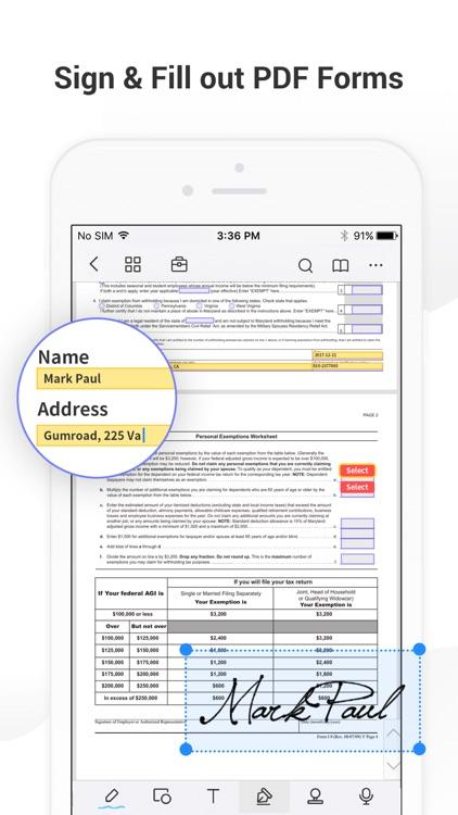 PDF Reader Pro – Lite Edition screenshot-3