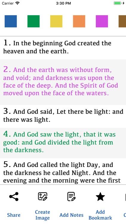 The Holy Bible RSV Offline screenshot-3
