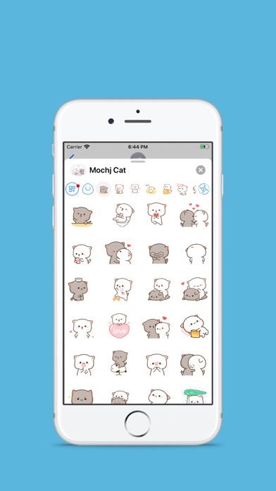 Screenshot #1 pour Mochj Cat