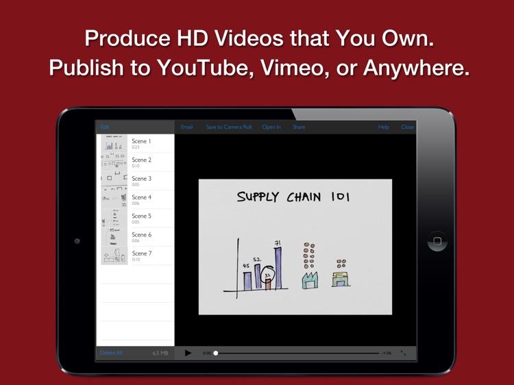 Vittle: Smart Whiteboard Video screenshot-3