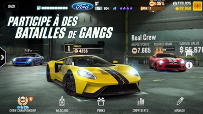 CSR Racing 2 sur pc