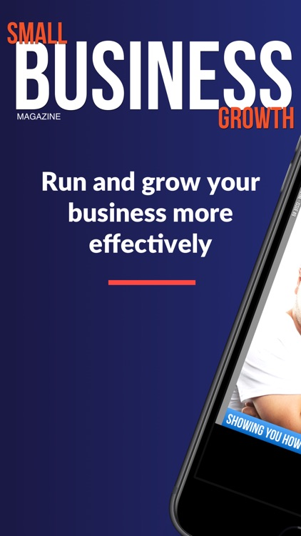 Small Business Growth Mag screenshot-0