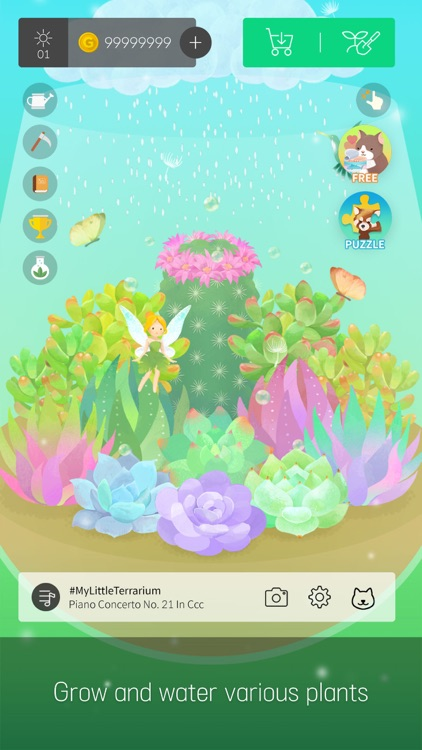 My Little Terrarium screenshot-3
