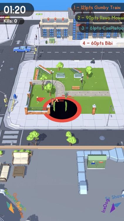 Hole.io screenshot-0