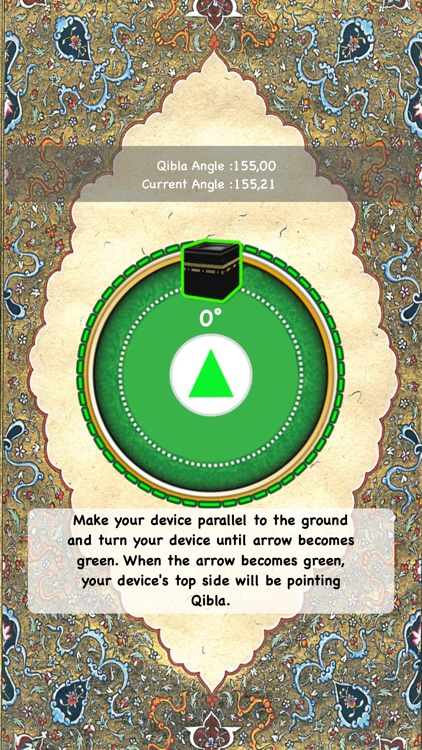 Qibla Finder - Kaaba Compass