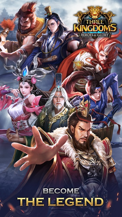 Three Kingdoms: Heroes & Glory screenshot-0