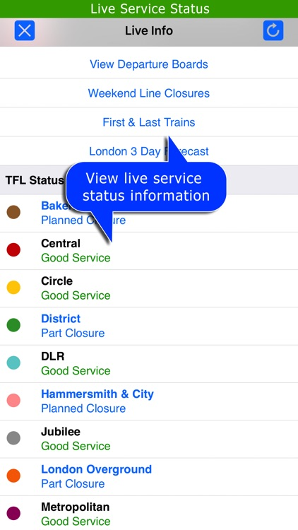 London Tube by Zuti screenshot-5